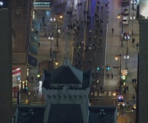 'Philly is Baltimore' protests Freddie Gray's death