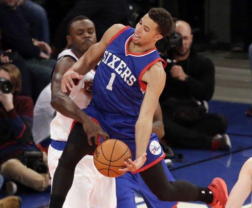 Philadelphia 76ers, Sacramento Kings complete five-player trade