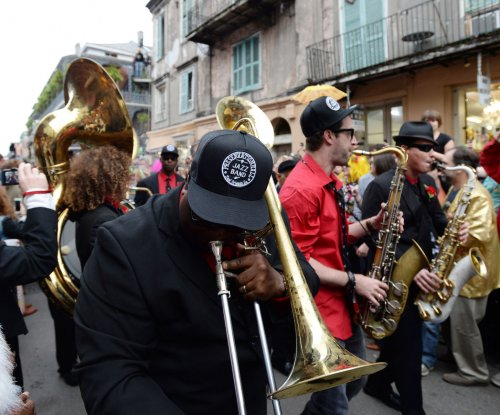 Jazz funeral for David Bowie shuts down parts of New Orleans