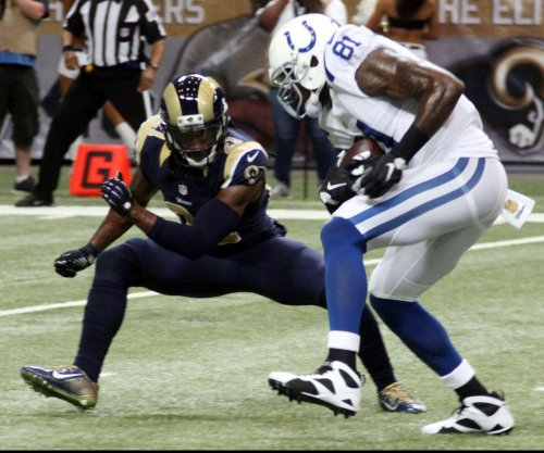 Indianapolis Colts cut Andre Johnson