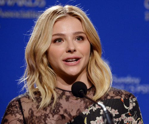 Chloe Grace Moretz supports Clinton, declines invite to Taylor Swift's squad