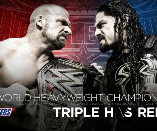 WWE WrestleMania: Triple H and Roman Reigns collide, Women's champion crowned
