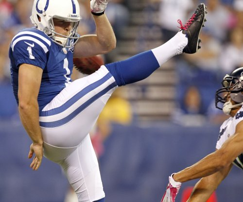 Indianapolis Colts P Pat McAfee reveals he had leg surgery