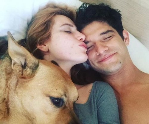 Tyler Posey wishes new 'love' Bella Thorne happy birthday