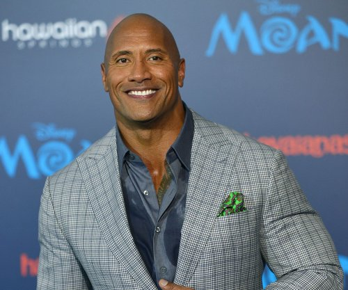 People magazine names Dwayne 'The Rock' Johnson Sexiest Man Alive for 2016