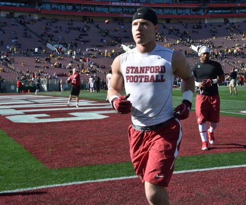 Stanford Cardinal RB Christian McCaffrey declares for 2017 NFL Draft