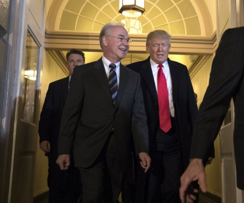 Trump heads to Capitol to press Congress on healthcare bill