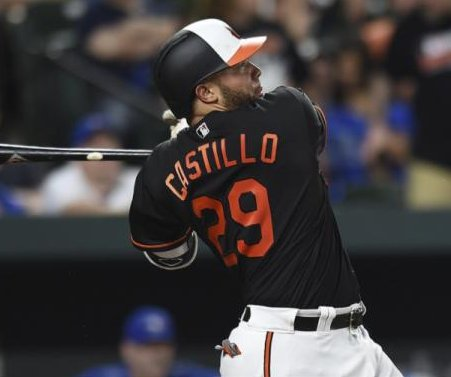 Welington Castillo's 10th-inning HR salvages 5-3 win for Baltimore Orioles vs. Blue Jays