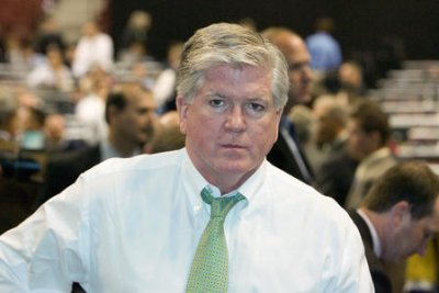 Brian Burke says Calgary Flames will leave city if team doesn't get new arena