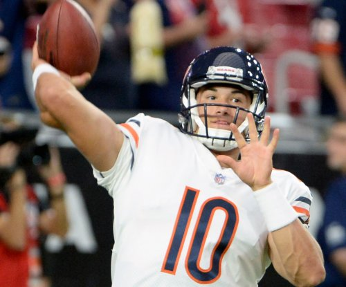 Chicago Bears rookie QB Mitchell Trubisky continues to press the issue