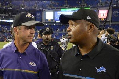 Jim Caldwell: Detroit Lions fire coach after four seasons