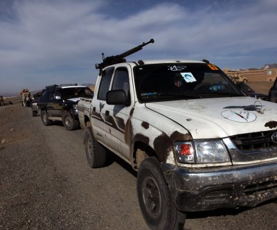 Bukkehave to provide Toyota pick-up trucks to Syrian allies