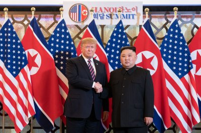 North Korea mentions summit failure in party newspaper