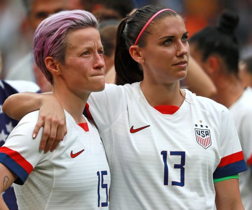 U.S. Soccer cites salaries of Alex Morgan, other stars to counter class-action move