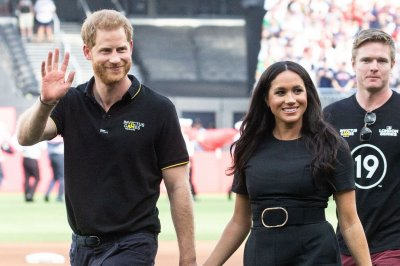 Prince Harry gets teary-eyed talking about becoming a parent