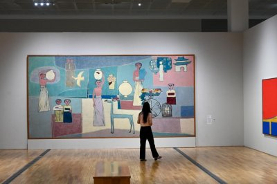 Late Samsung chairman's art collection goes on display in Seoul