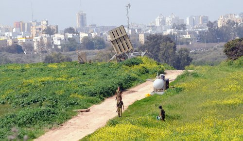 'Israel needs double Iron Dome defenses'