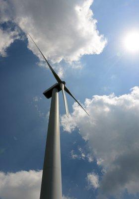 Turbine installation begins for 295MW German wind farm