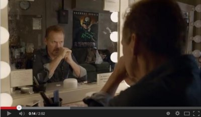 Michael Keaton plots comeback in new 'Birdman' trailer