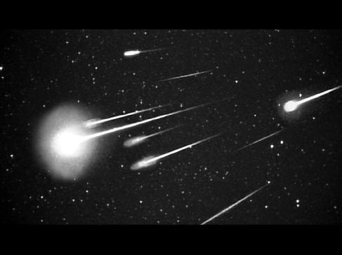 Watch the Leonid Meteor Shower light up sky Sunday into Monday