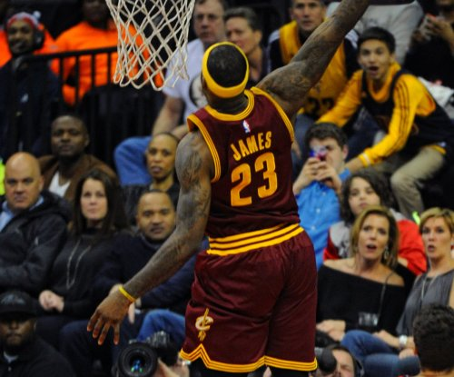 Cleveland Cavaliers, Mavericks bump heads in Big D