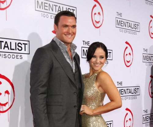 Owain Yeoman and his wife welcome first child, a daughter
