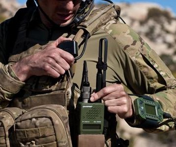 Harris supplying tactical radios to Special Operations Forces
