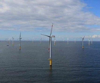 E.ON finishes German wind farm