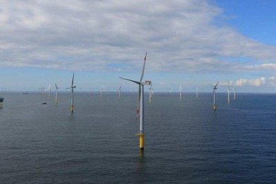 E.ON finishes German wind farm