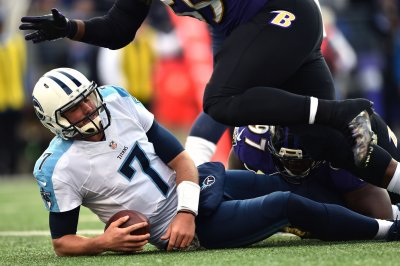 Titans QB Marcus Mariota out again, Zach Mettenberger to start