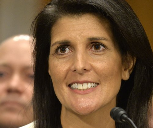 Watch live: Nikki Haley's confirmation hearing for U.N.