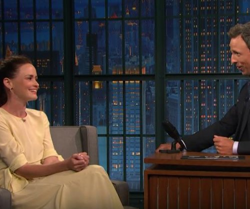 Alexis Bledel on 'Handmaid's Tale': 'It was an incredible challenge'