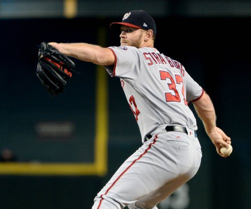 Washington Nationals pitcher Stephen Strasburg feels good after tossing simulated game