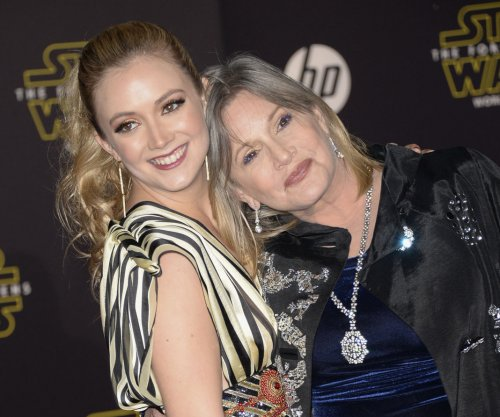 Billie Lourd says life without mom Carrie Fisher is 'surreal'