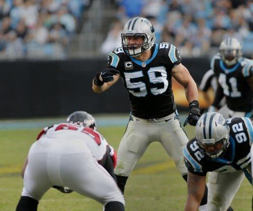 Luke Kuechly: Carolina Panthers linebacker hopes to return vs. Tampa Bay Buccaneers