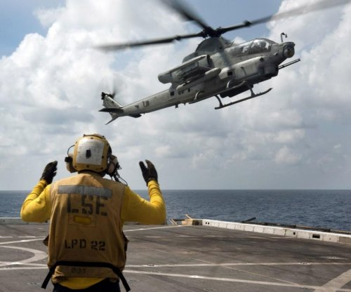 Bell to support Marine Corps' Viper helicopters