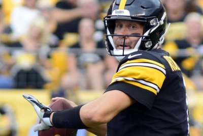 Roethlisberger returns to practice for Steelers