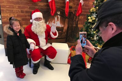 City in China bans Santa Claus, Christmas items