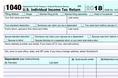 IRS: Average tax refund down 8% so far this year