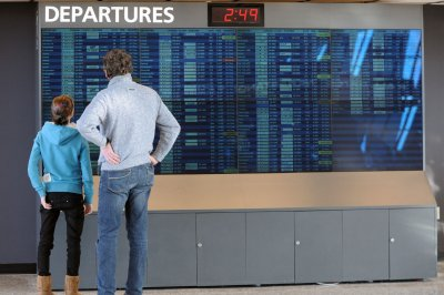 Computer glitch causes system outages for all major U.S. airlines