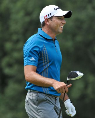 Sergio Garcia leads Andalucia Masters by 2