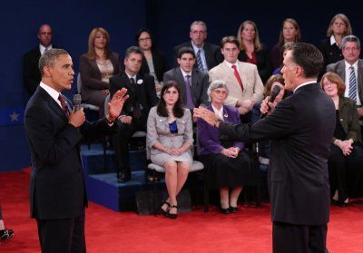 Obama: Romney hiding his plans