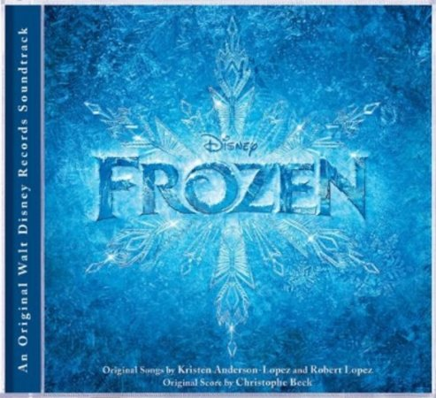 'Frozen' solid on the U.S. album chart for a fifth week