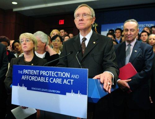 Senate may hold key healthcare vote soon