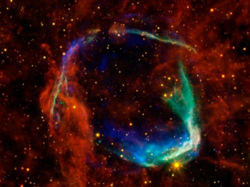 New insights made in old supernova