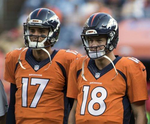 Peyton Manning to practice, Brock Osweiler to start this week