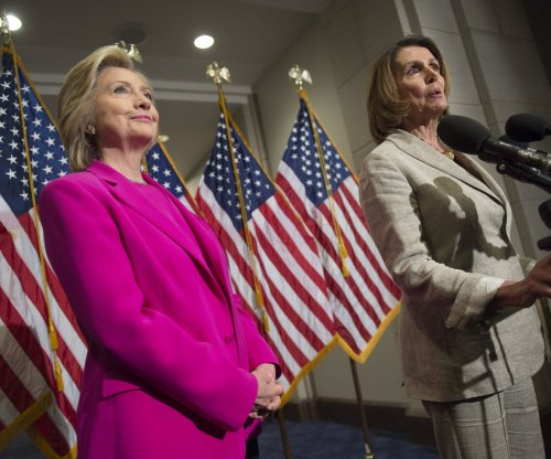 Nancy Pelosi 'proud to endorse' Hillary Clinton for president