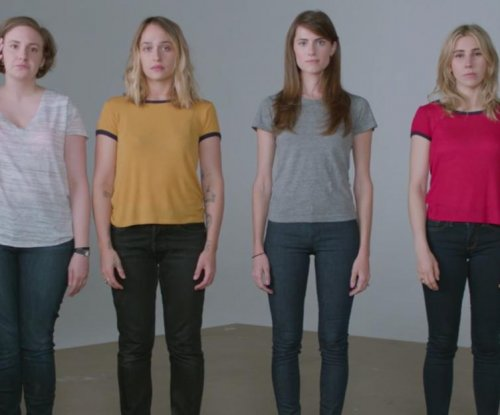 The cast of 'Girls' show their support for Stanford University sexual assault victim