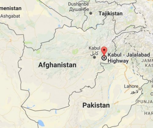 2 U.S. troops wounded in explosion in Jalalabad, Afghanistan