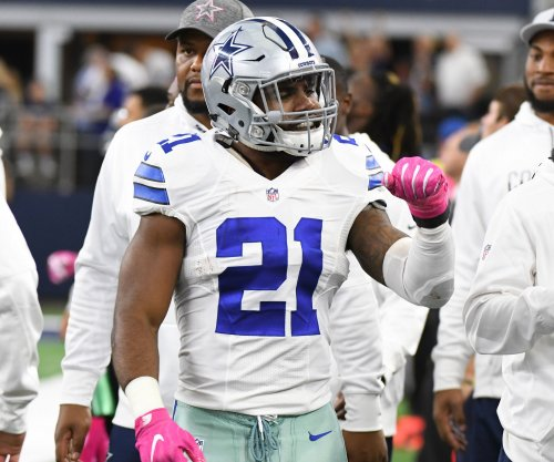 Accuser claims second incident of abuse involving Dallas Cowboys' Ezekiel Elliott